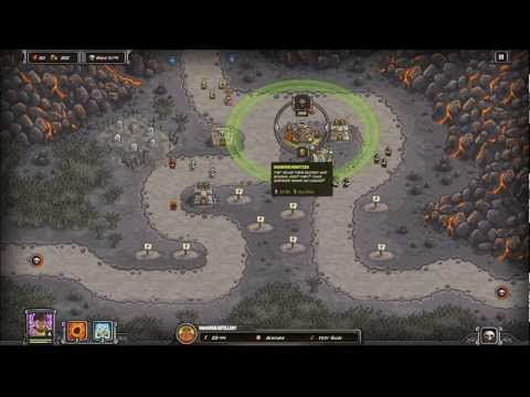 Kingdom Rush Episode 8: Skeletons!
