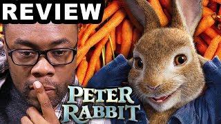 PETER RABBIT Movie Review + Peter