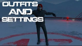 GTA 5 Online) My Top 10 Current Outfits + Settings | Daikhlo
