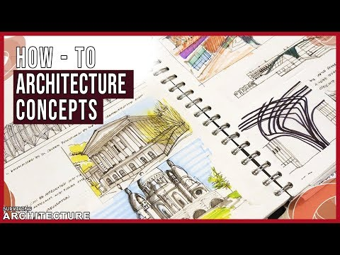 Develop Concept in Architectural Design
