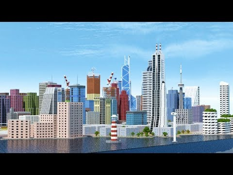 Minecraft Nanocraft: Cities Military Bases Server Review
