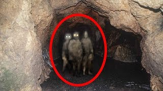 5 Scary Things Caught On Camera In Tunnels