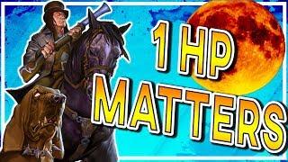 Kripp is Right - 1 HP Matters