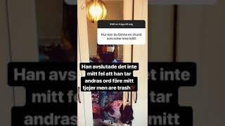 Yasin Byn's ex berättar varför dom gjorde slut