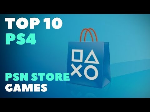 Top 10 best PS4 Games on PSN