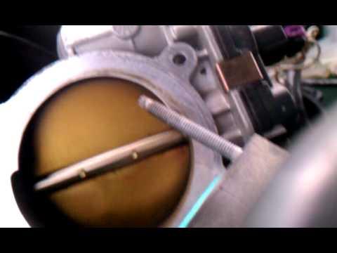 Chevy trailblazer throttle body chatter