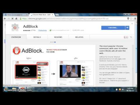 How To Block Ads On Websites(Chrome Browser)