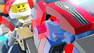 NEW VEHICLES! NEW CHARACTERS! NEW UPDATE! - Lego Worlds - Part 20 | Pungence