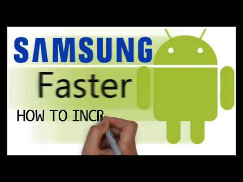 How to Increase Android Mobile Speed For Samsung (हिंदी)