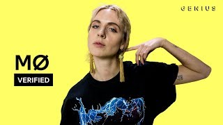 """MØ """"When I Was Young"""" Official Lyrics & Meaning 