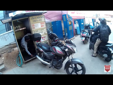 How To Get PUC Certificate - Emission Testing Done For Car / Bike ? TVS StarCity+   Bengaluru  India