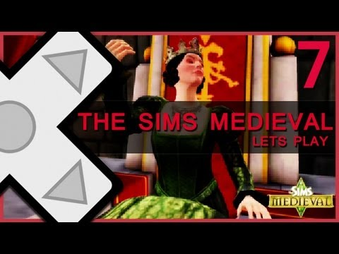 ✚ The Sims Medieval - Pirates & Nobles - Part 7