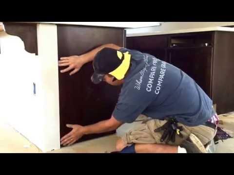 Glue Up Cracked Cabinet Door Or Any Broken Wood Kitchen Cabinet