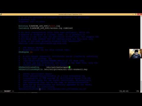 Install HTTPS Apache2 on Ubuntu Server 16.04 LTS