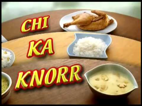 Knorr Cream Soup TV commercial