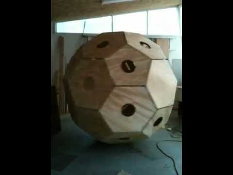 Sad Truncated Icosahedron