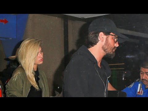 Scott Disick And New Girlfriend Take A Trip