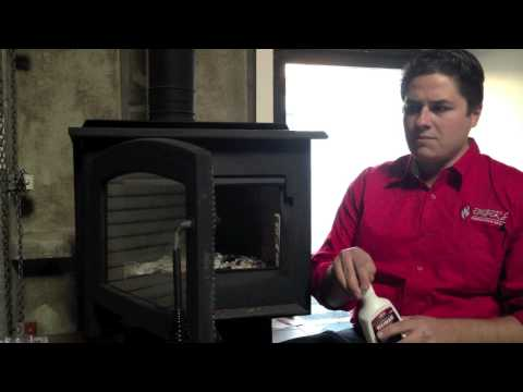 How to Clean the Glass on my Wood Stove or Fireplace Do it your self