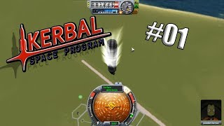 Uh oh... - Kerbal Space Program MODDED - Episode 1!