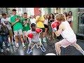Boxing In Public