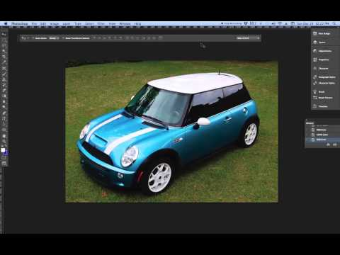 How to change image mode to CMYK in Photoshop