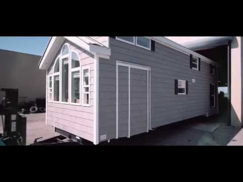 Birth Of A Dream - A Kropf Park Model Home
