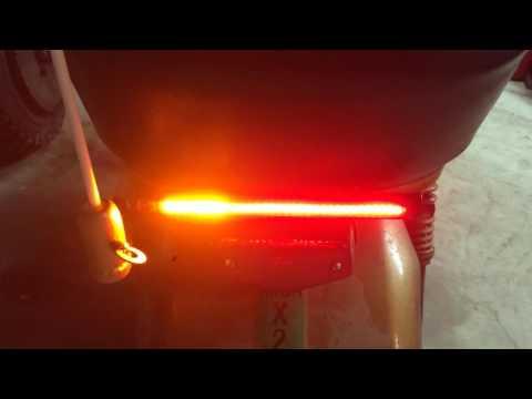 Mini Bike LED Brake Light