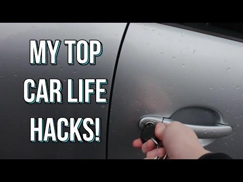 My Top Car Life Hacks!