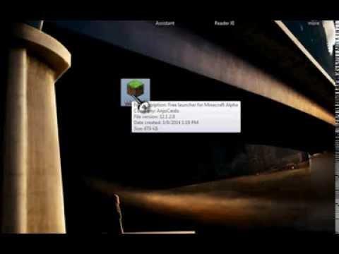 Minecraft 1.5.2 download launcher