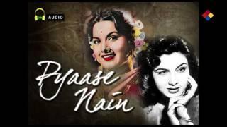 Mere Jeevan Me Aaya Hai Kaun   Pyaase Nain 1954   Asha Bhosle,Talat Mahmood