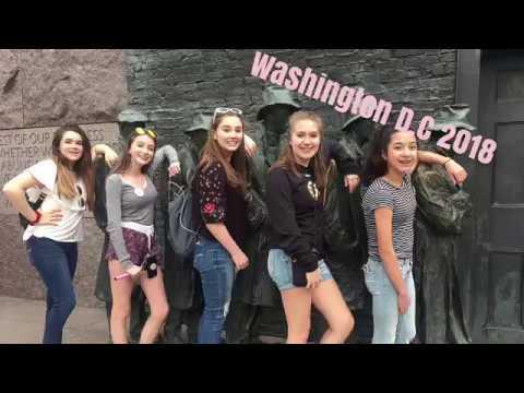 Washington D.C 2018