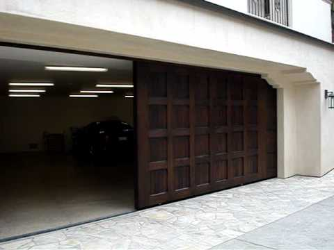 Sliding garage door - gdigaragedoors.com