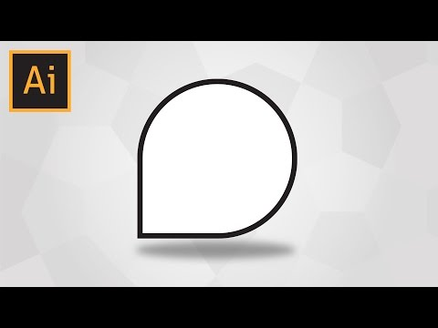 How To Draw A Speech Bubble In Adobe Illustrator