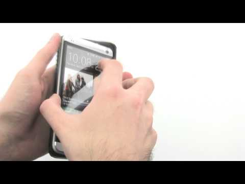 Body Glove Tactic Brushed Case for HTC One