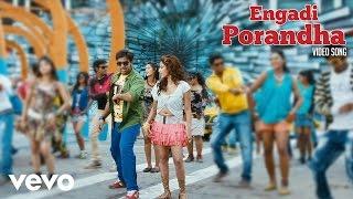 Vanakkam Chennai  Engadi Porandha Video  Shiva Priya Anand  Anirudh Ravichander