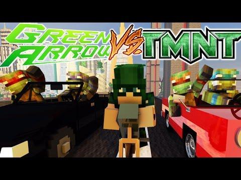 ARROW vs. TMNT: