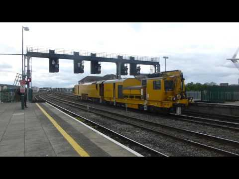 Cardiff Central trains April 24th 2017