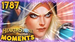 MILLING The Opponent Could BACKFIRE??   Hearthstone Daily Moments Ep.1787