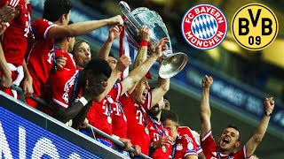 Robben shocks BVB - Highlights & unseen footage from the UCL final 2013 | FC Bayern vs. Dortmund