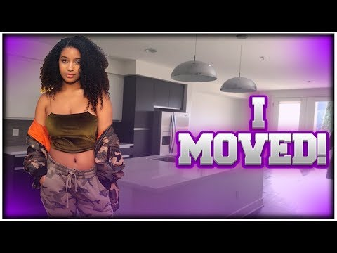 I MOVED!! + FREE GLASSES GIVEAWAY!