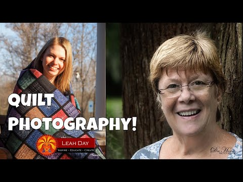 Take Better Photos of Your Quilts with Brenda LaFleur, Podcast #53