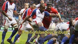 Pacific Islanders Rugby Team Tribute