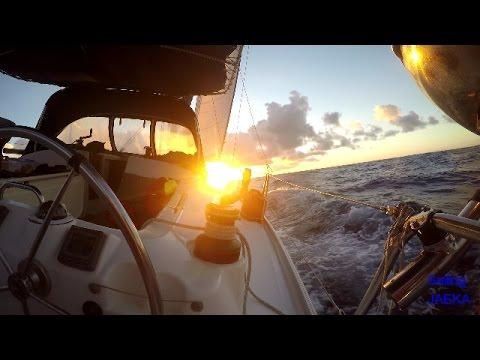 5 Days at Ocean: Bahamas to Puerto Rico by Sailing JAEKA, week 18