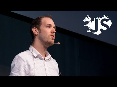 Opher Vishnia: Wait, you can do that with JavaScript…!?   JSConf Iceland 2018