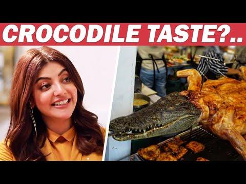 Xxx Mp4 MUST WATCH I Ate Crocodile Bill 60K Rs Kajal Agarwal JOLLY Chat Comali 3gp Sex