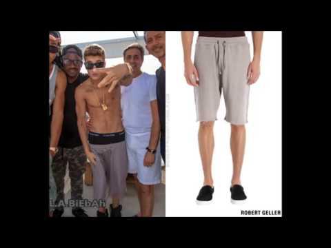 Justin Bieber - Swag & Fashion Style 2016 - 2017