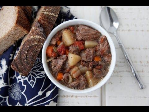 Slow Cooker Beef Stew - Easy Weeknight Dinners - Weelicious