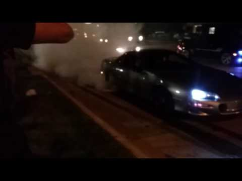 Nice Gen 4 Camaro burnout