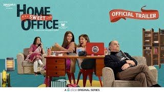 Dice Media | Home Sweet Office (HSO) | Web Series | Official Trailer | Releasing on 27th Feb 2019