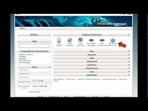 How to install Coppermine Photo Gallery in HostGator cPanel Fantastico - HostGator Tutorial